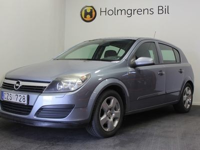 brugt Opel Astra 5D 1.6 Enjoy