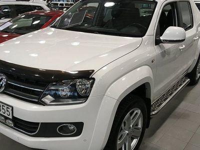 begagnad VW Amarok 2.0 TDI 180HK 4MOTION HIGHLINE