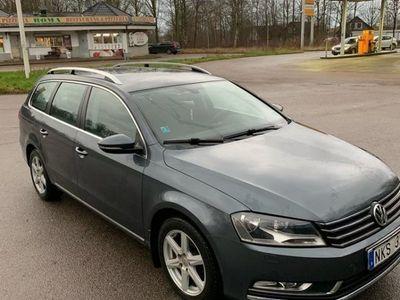begagnad VW Passat 2.0 TDI Bluemotion