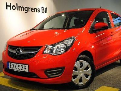 begagnad Opel Karl enjoyEnjoy 5-d 2016, Halvkombi 79 900 kr