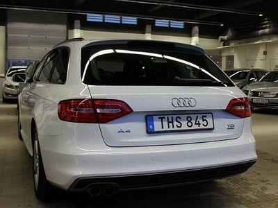 begagnad Audi A4 AVANT 2.0 TDI 190 Q S-TRON
