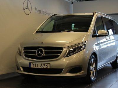 begagnad Mercedes V220 d 7G-Tronic Plus Euro 6 7 -18