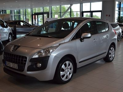 brugt Peugeot 3008 1.6 dci