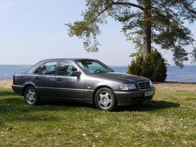 begagnad Mercedes C240 (6-cylinder)
