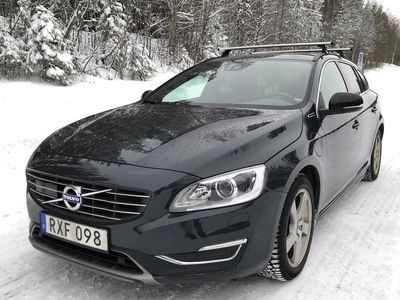 begagnad Volvo V60 D5 AWD Twin Engine