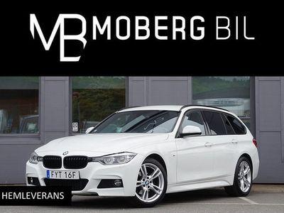 begagnad BMW 320 i xDrive Touring M Sport Navi 2019, Personbil 289 900 kr