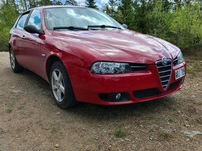 begagnad Alfa Romeo 156 Sportwagon 2.0