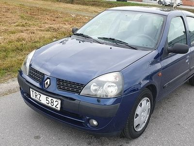 begagnad Renault Clio 1.2 Nybes. UA 11000 Mil Nyservad