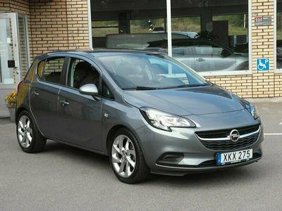 begagnad Opel Corsa Enjoy 5-dörrar 1.4 (90hk) Dragkrok + V-hjul