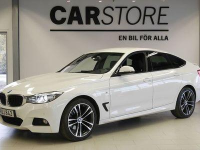begagnad BMW 330 Gran Turismo d xDrive M-sport Navigation professional