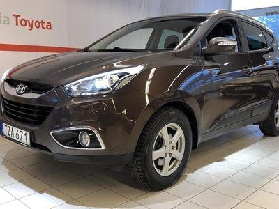 begagnad Hyundai ix35 2.0 Automat Bilia 24/mån Dragkrok