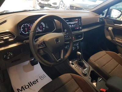 gebraucht Seat Tarraco 2.0 TDI 190 DSG 4drive Xcellence *DRAG, VÄRMARE*