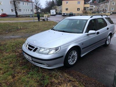 begagnad Saab 9-5 Sportcombi 2.0T