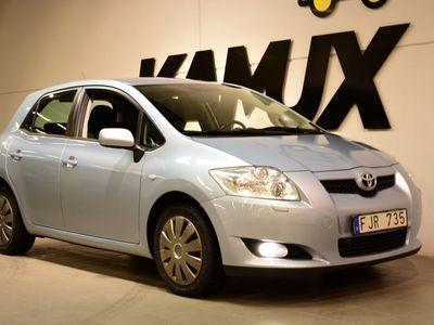 begagnad Toyota Auris 5-dörrar 1.6 Dual VVT-i MultiMode, 124hk***