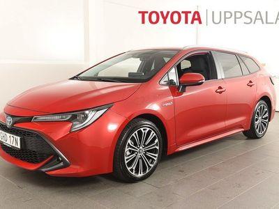 begagnad Toyota Corolla 1,8 Elhybrid Style 6 136hk