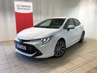 begagnad Toyota Corolla 1.2 Euro 6 116hk