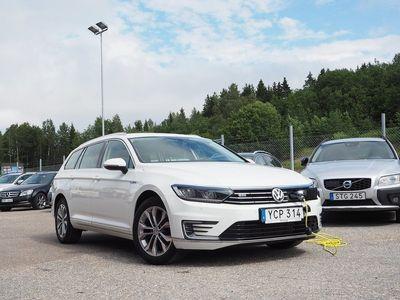 begagnad VW Passat GTE 1.4 Plug-in-Hybrid 218HK