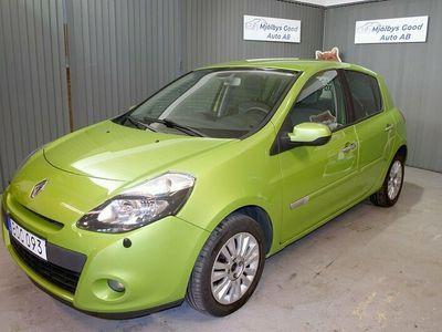 begagnad Renault Clio R.S. 5-dörra Halvkombi 1.2 E85 75hk