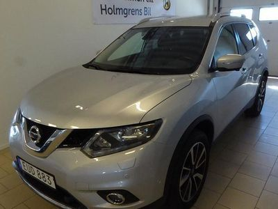 begagnad Nissan X-Trail dCi 130 Acenta 4WD Vision pack, Technology Pack