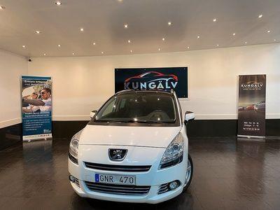 begagnad Peugeot 5008 1.6E-HDi*AUTO*NYBES*NYSERVAD*