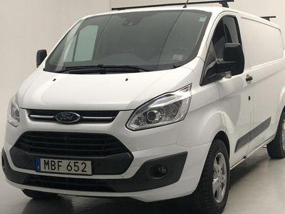 begagnad Ford 300 Transit Custom2016, Transportbil 150 000 kr