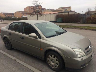begagnad Opel Vectra Sedan 2,2 Manuell, 147HK