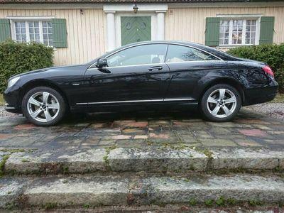 begagnad Mercedes CL500 2164MATIC
