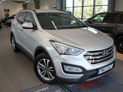 begagnad Hyundai Santa Fe Comfort 2.2 CRDi 200hk Automat 4WD
