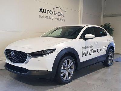 begagnad Mazda CX-30 Automat, 2.0 Sky 122 hk + Tech pack, Mildhybrid