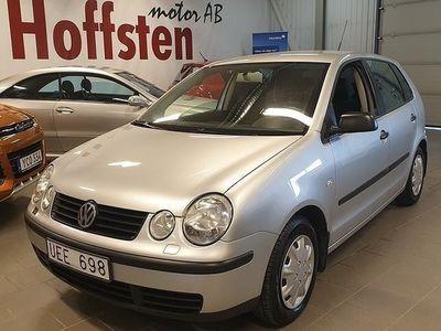 used VW Polo 5-dörrar 1.4 Comfort 75hk -03