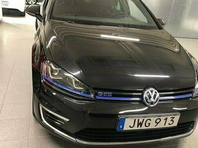 begagnad VW Golf GTE DSG6 Elhybrid Navigation 2016, Halvkombi Pris 184 700 kr