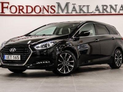 begagnad Hyundai i40 1.7 CRDi NAVI DRAG KAMERA FRI HEM