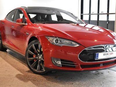begagnad Tesla Model S P85D AWD 511hk FULLUTRUSTAD -15