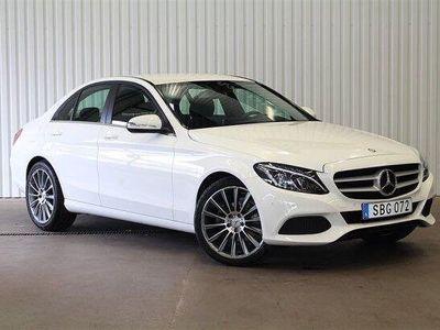 begagnad Mercedes C220 -15