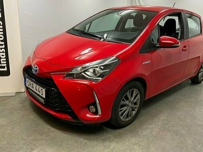 begagnad Toyota Yaris Verso Yaris Elhybrid 1.5 VVT-i CVT Euro 6 2018, Kombi Pris 129 900 kr