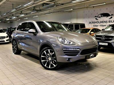begagnad Porsche Cayenne 3.0TDI AWD TIPTRONIC AUTO GPS B-KAMERA 245HK