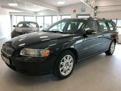 begagnad Volvo V70 2,4D Classic