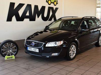 begagnad Volvo V70 D4 | Sport | Drag | S&V-Hjul | (181