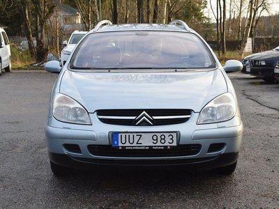 begagnad Citroën C5 Wagon 2.0