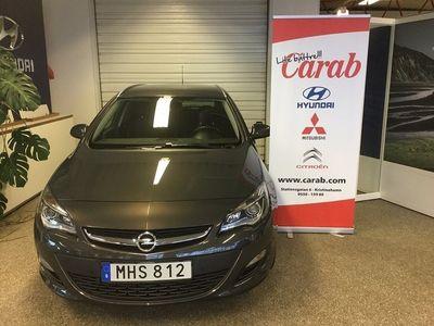 begagnad Opel Astra Sports Tourer 1.4 Turbo Euro 6 140 -16