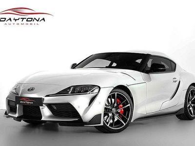 begagnad Toyota Supra GR Premiumpaket