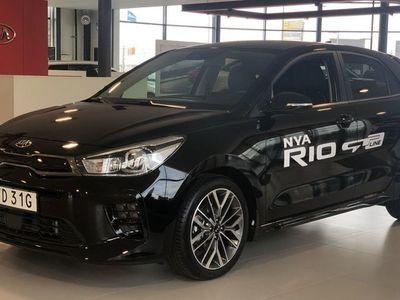 begagnad Kia Rio 1.0 T - GDI 120 hk 48V DCT GT LINE DEMO