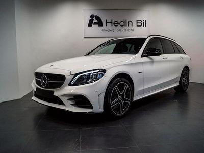 begagnad Mercedes C300 e Kombi, AMG Line