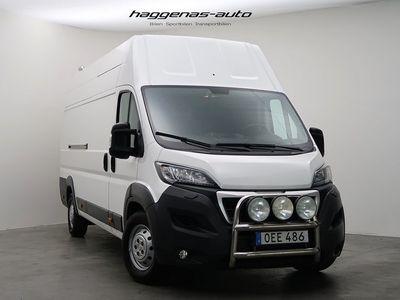 begagnad Peugeot Boxer 2.0 BlueHDI / Drag / Värmare