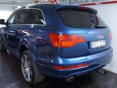 gebraucht Audi Q7 4.2TDI S-LINE SE SPEC 1-ÅRS GARANTI -08