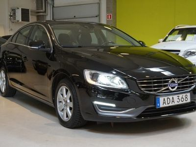 begagnad Volvo S60 T4F Momentum M-Värmare (180hk)
