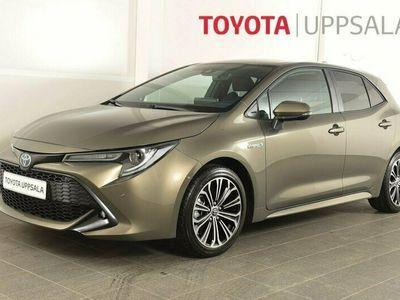 begagnad Toyota Corolla