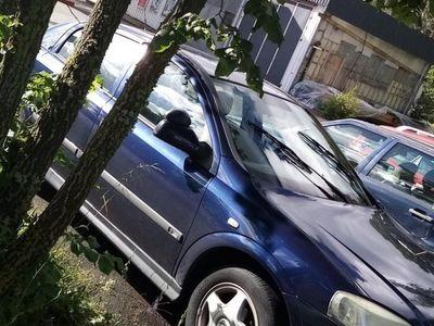 begagnad Opel Astra 5-dörrar 1,6 101hk