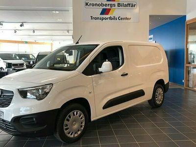 begagnad Opel Combo L2 H1 Cargo 1.5 Euro 6 2020, Transportbil Pris 236 250 kr