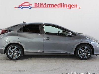 begagnad Honda Civic 1.4 i-VTEC Elegance X-Edition -16